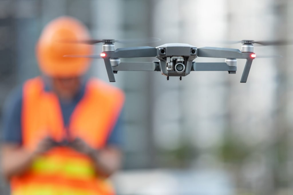 visual termite inspection with drone for pre purchase building