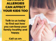 Allergies & Asthma linked to Cockroaches
